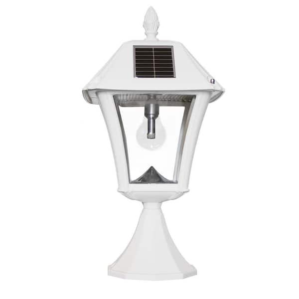 Gama Sonic Baytown Ii Bulb 1 Light, Baytown Solar Lamp