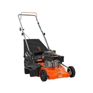 21 in. 170cc OHV Walk Behind Gas Push Mower 3-in-1 Mulch, Side Discharge, and Rear Bag