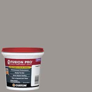 Fusion Pro #165 Delorean Gray 1 Qt. Single Component Grout