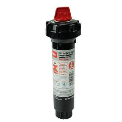 570Z Pro Series 4 in. Body Only Pop-Up Pressure-Regulated Sprinkler with X-Flow