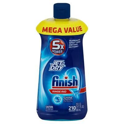 23 oz. Dishwasher Rinse Aid