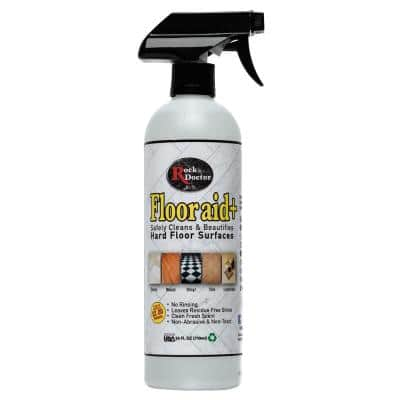 24 oz. Flooraid Hard Surface Floor Polish and Cleaner (Pack of 3)