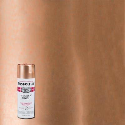 11 oz. Bright Coat Metallic Copper Spray Paint