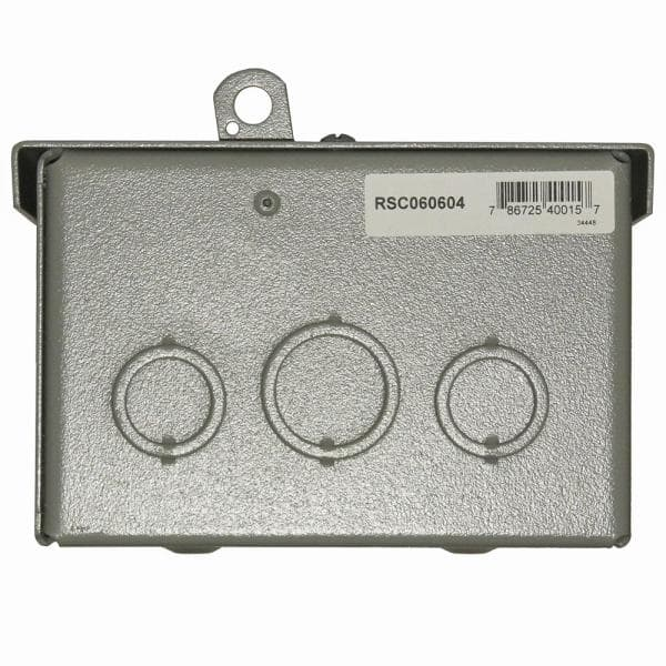 42 cm x Noël Concepts ® L Vert Weather Proof Box-Outdoor Plug box