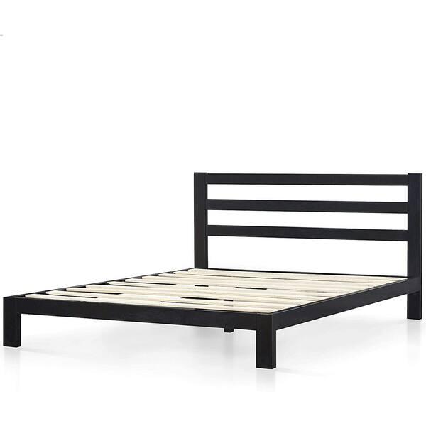 Zinus Arnav Modern Studio 10 Inch Platform 2000h Metal Bed Frame Full Hd Asmph 20f The Home Depot