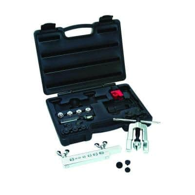 Combined Double/Bubble Flaring Tool Kit