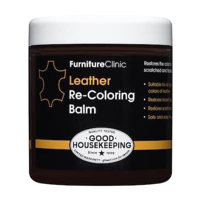 8.5 oz. Dark Brown Leather Recoloring Balm