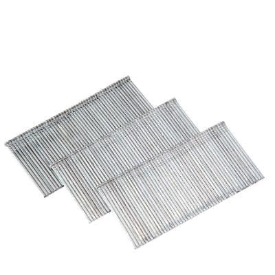 2 in. 16-Gauge Glue Collated Straight Finish Nails (1000-Count)