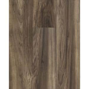 Lakeshore Pecan Heather 7 mm Thick x 7-2/3 in. Wide x 50-5/8 in. Length Laminate Flooring (24.17 sq. ft. / case)