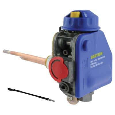 Delta SIT Gas Control Valve with 0.75 in. Shank Length - (NG) for Sure Comfort Water Heaters