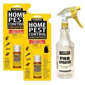 1 oz. Pest Control Concentrate with 32 oz. Professional Spray Bottle Value Pack (2-Pack)