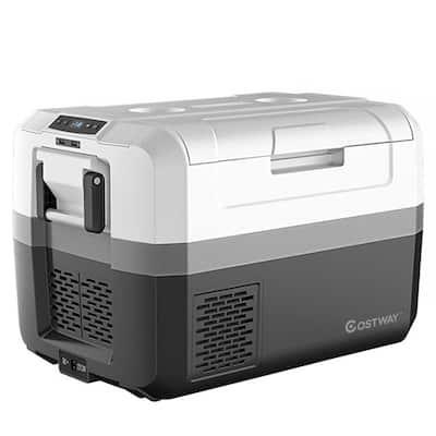 48 Qt. Portable Electric Car Cooler