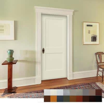 Monroe Collection Single Prehung Interior Door