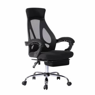 Kurucs Black Mesh Office Chair