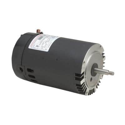 1.5 HP Single Speed Up Rate Replacement Pool and Spa Motor