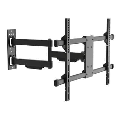 Full Motion Wall Mount for 32 in. to 90 in. TVs