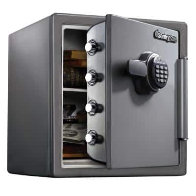 1.23 cu. ft. Fireproof Safe with Digital Keypad