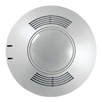 1500 sq. ft. 360-Degree MicroSet Ceiling Occupancy Sensor with Daylight Sensor Passive Infrared and Dual Relay