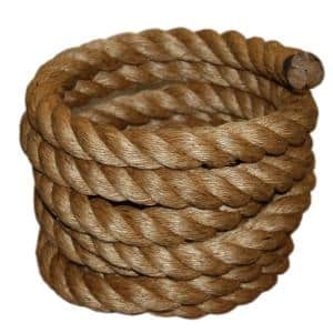 1-1/2 in. x 50 ft. Manila Rope