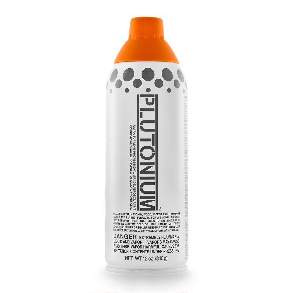 12 oz. Pumpkin Spray Paint
