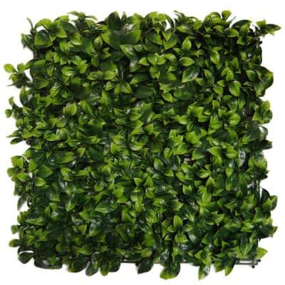 19.68 in. x 19.68 in. Artificial Cancun Wall Panel (Set of 4)