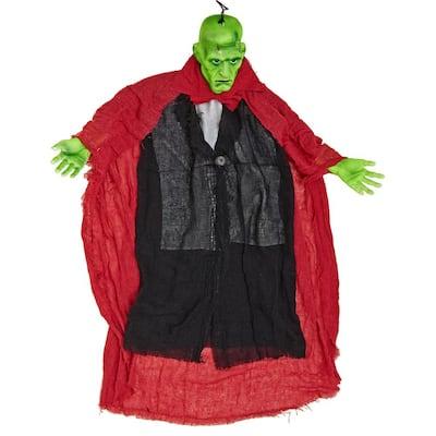 37 in. Halloween Hanging Frankenstein