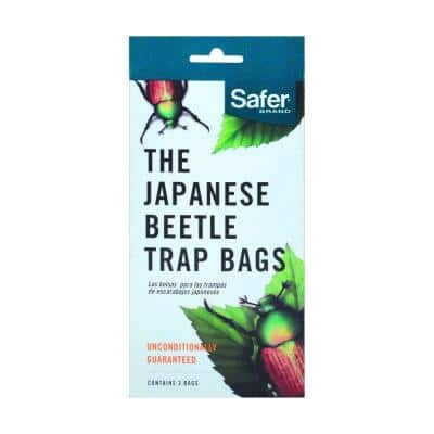 The Japanese Beetle Trap Replacement Bags (3-Count)