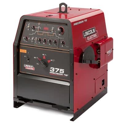 420 Amp Precision TIG 375 TIG Welder, Single Phase, 208V/230V/460V