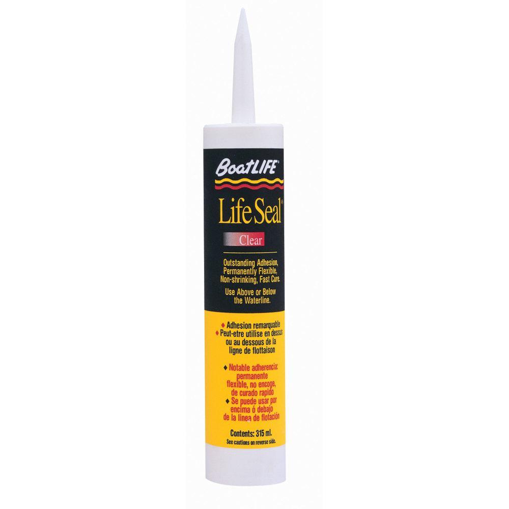 LifeSeal Sealant - Black, 10.6 oz