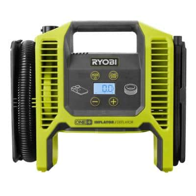 ONE+ 18V Dual Function Inflator/Deflator (Tool Only)