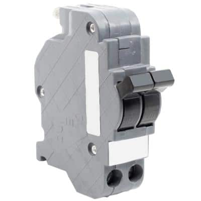 New UBIF Thin 50 Amp 1 in. 2-Pole Federal Pacific Stab-Lok NC250 Replacement Circuit Breaker