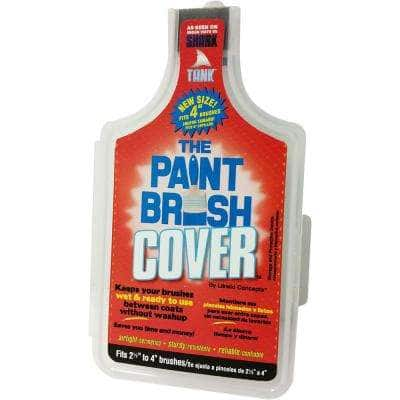 The 4 in. Paint Brush Cover