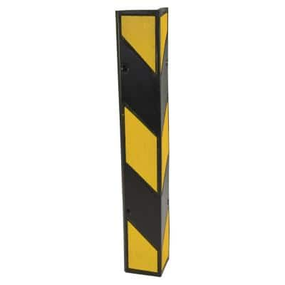39 in. Molded Rubber Corner Protector