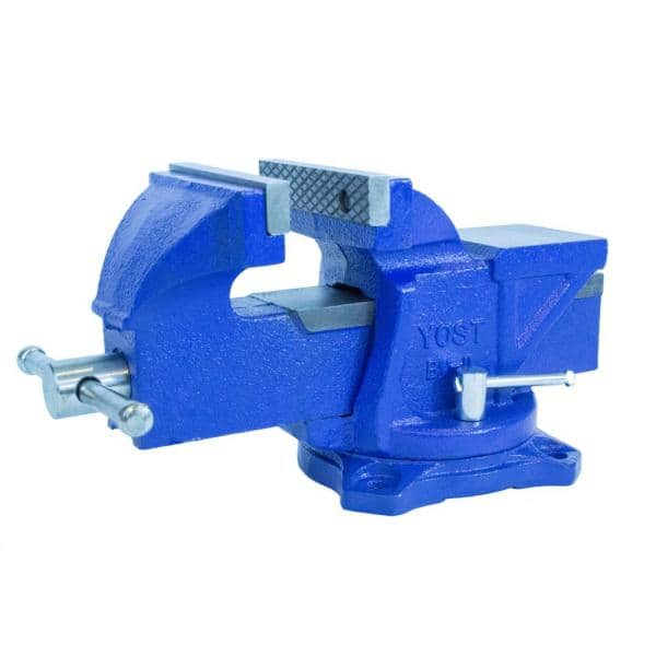150mm Locking Base Cast Iron Bench Table Vise Vice Hand Tool Desktop DIY Clamp