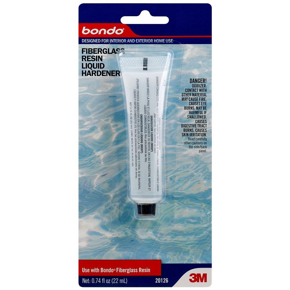 Bondo Home Solutions 0.74 fl. oz. Fiberglass Resin Liquid Hardener