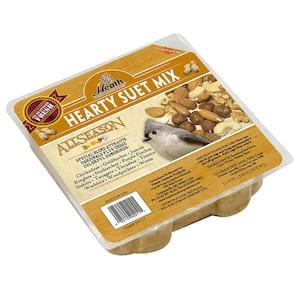 Hearty Suet Mix Suet Cake - 12-Pack - 11.5 oz.