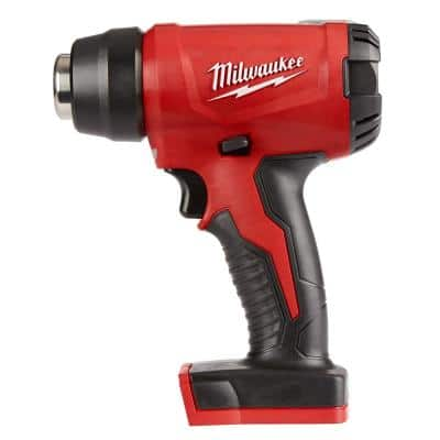 M18 18-Volt Lithium-Ion Cordless Compact Heat Gun (Tool-Only)