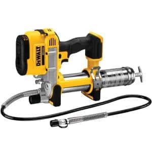 20-Volt MAX Cordless 10,000 PSI Variable Speed Grease Gun (Tool-Only)