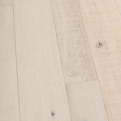 Take Home Sample - French Oak Santa Monica Engineered Click Lock Hardwood Flooring - 5 in. x 7 in.