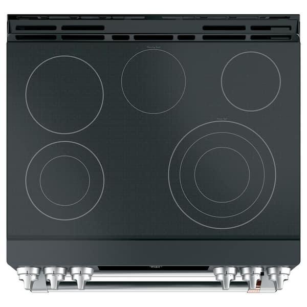 Appliances Slide-In Ranges ghdonat.com Ge Cafe CES750P3MD1 Matte ...
