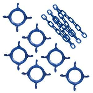 Blue Cone Chain Connector Kit