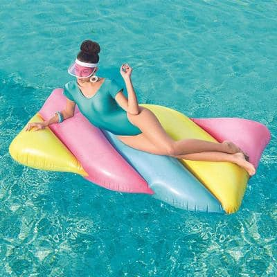 Candy Lounge Pool Float
