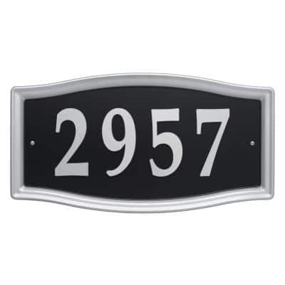 Rectangular Nickel Address System