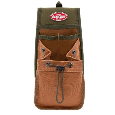 4-Pocket Parachute Tool Pouch with FlapFit™
