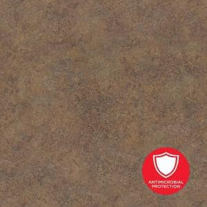 5 ft. x 12 ft. Laminate Sheet in Deepstar Bronze with HD Mirage Finish