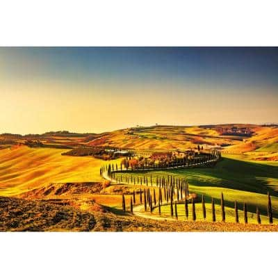 Tuscany Landscapes Wall Mural