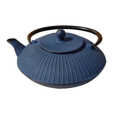 Fidelity 3.32-Cup Teapot in Blue