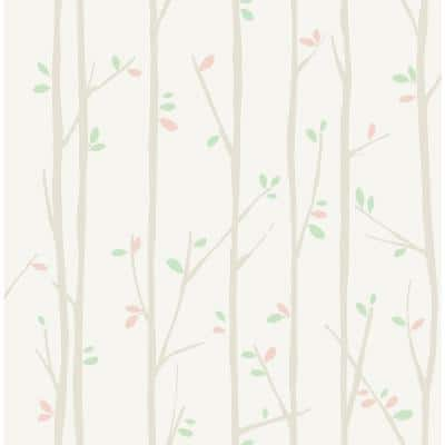 Tree Top Paper Strippable Roll (Covers 56 sq. ft.)