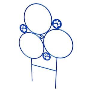 Blue Dog Park Commercial Agility Hoop Jump
