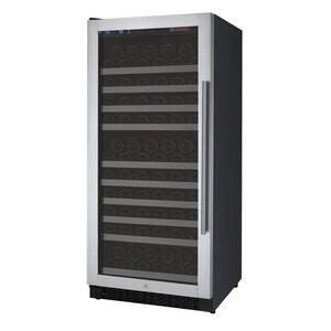 FlexCount II Single Zone 128-Bottle Built-in Wine Refrigerator